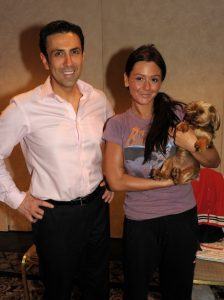 Dr. Ourian and JWoww